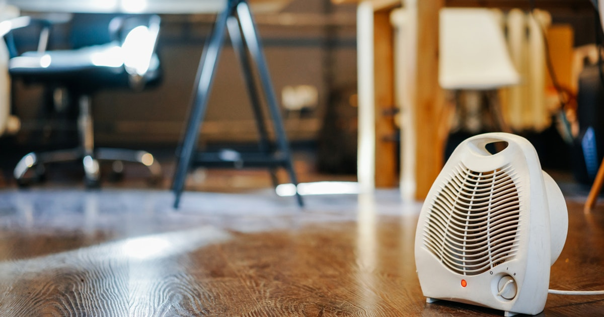 7 Dangerous Space Heater Mistakes To Avoid, According To Experts