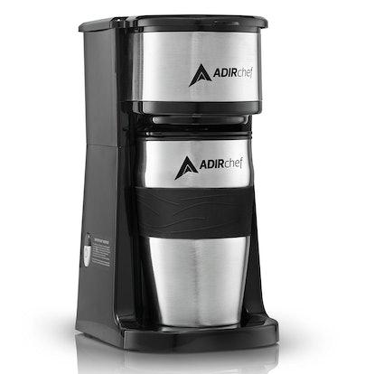 AdirChef Grab 'N Go Personal Coffee Maker