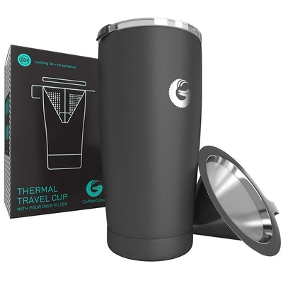Coffee Gator Pour-Over Coffee Maker