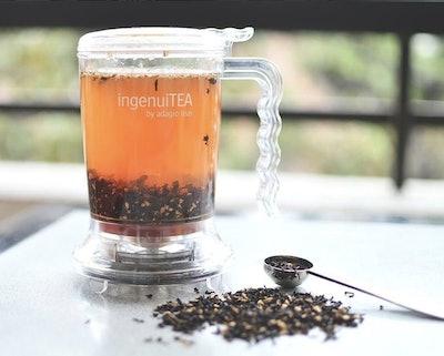 Adagio Teas ingenuiTEA Bottom-Dispensing Teapot