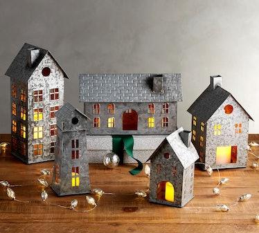 Galvanized Village House