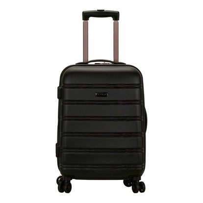 """Melbourne 20"""" Expandable ABS Carry On Suitcase"""