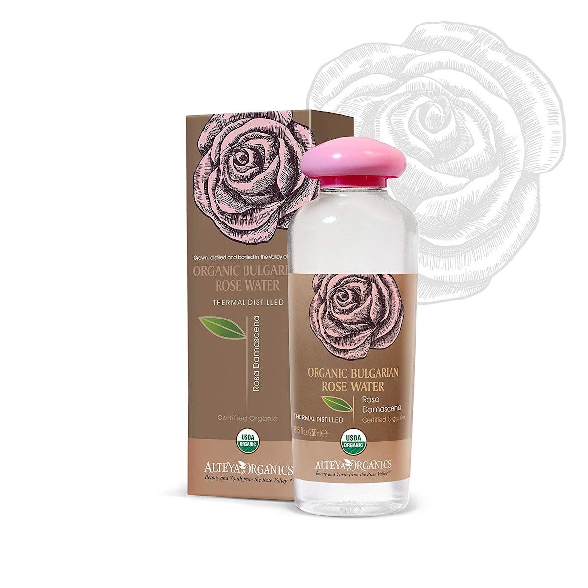 Alteya USDA Organic Bulgarian Rose Water
