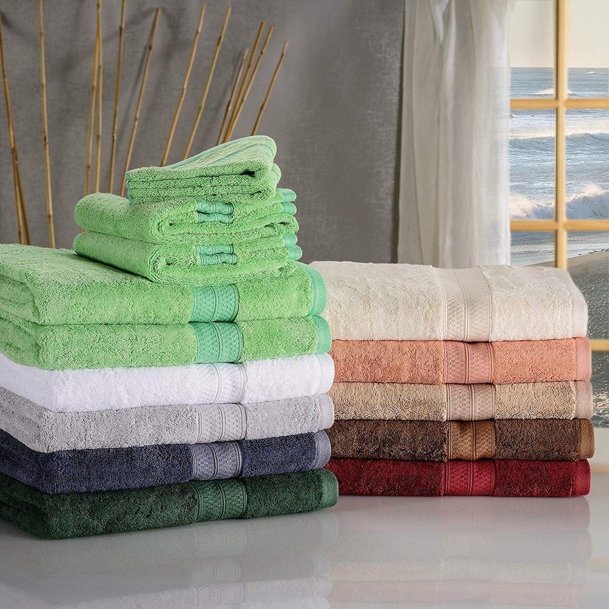 Superior Bathroom Towel Set
