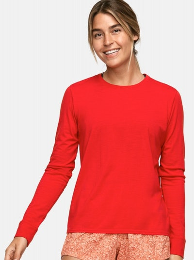 Merino Long Sleeve T-Shirt