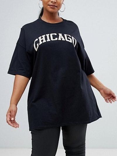 Chicago Slogan T-Shirt