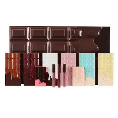 I Heart Revolution Chocolate Vault Makeup Gift Set, previously £80