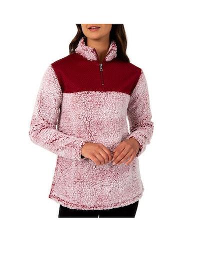 Ladies' Athletic Works Sherpa Pullover