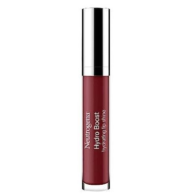 Hydro Boost Hydrating Lip Shine in Velvet Wine