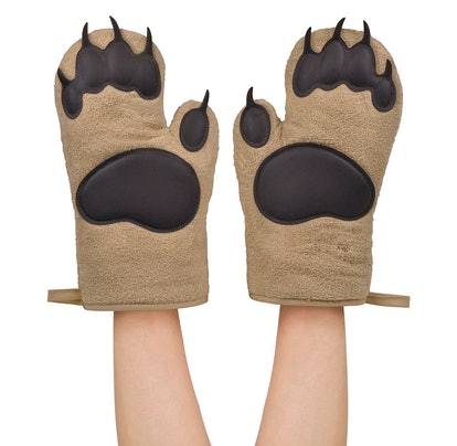Fred & Friends Bear Hands Oven Mitts