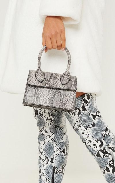 Snake Mini Handle Grab Bag