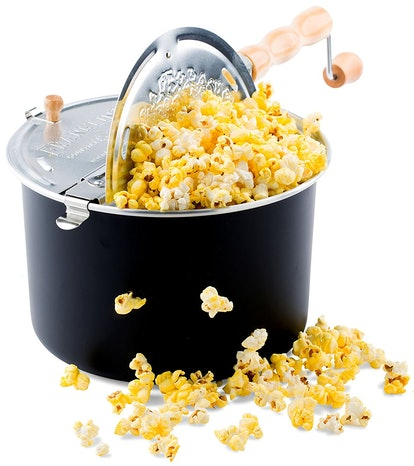 Franklin's Gourmet Popcorn Stovetop Popper