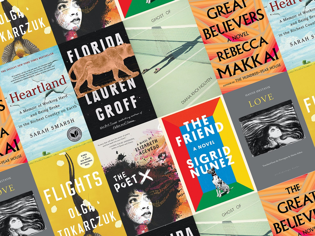 The 2018 National Book Awards Winners Represent The Best Literature Of The Year
