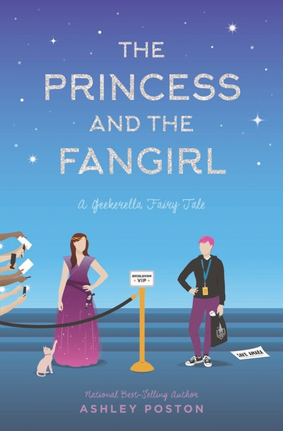 'The Princess and the Fangirl' by Ashley Poston