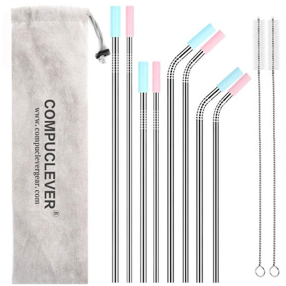 Wantell Stainless Steel Straws