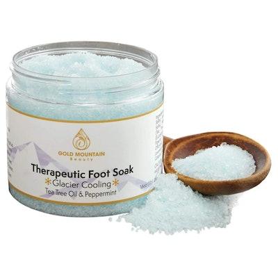 Gold Mountain Beauty Tea Tree Oil Foot Soak
