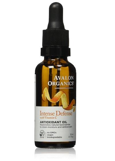 Avalon Organics Intense Defense with Vitamin C, Antioxidant Oil