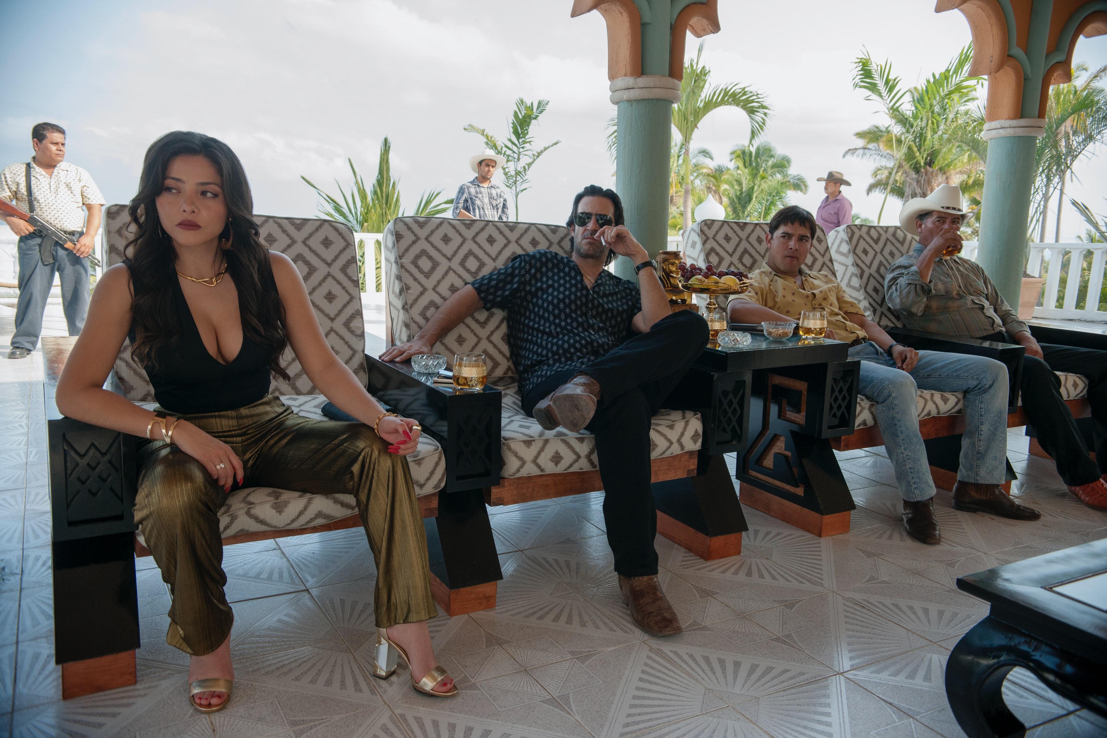 who plays el chapo in  u0026 39 narcos  mexico u0026 39   alejandro edda takes on the drug kingpin u0026 39 s early life