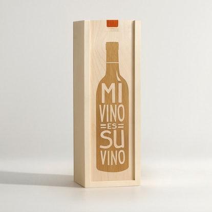 Wine Box — Mi Vino Su Vino