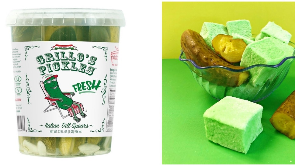 14 Dill-icious Pickle Things You Can Buy Right Now For National