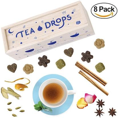 Tea Drops Instant Pressed Teas