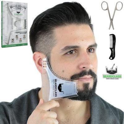 BEARDCLASS Beard Shaping Tool