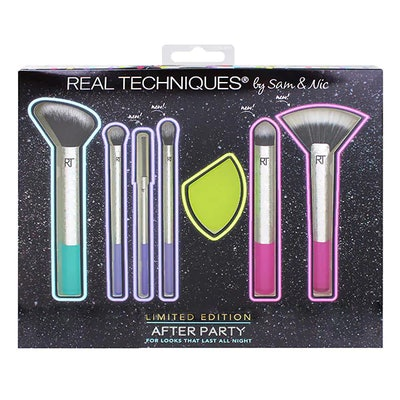 Real Techniques After Party Set, previously £55.49