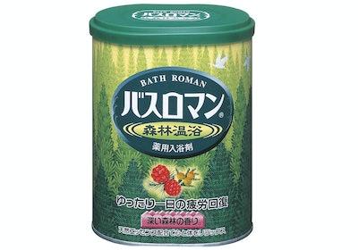 "Bath Roman Natural SkinCare ""Forest"" Japanese Bath Salts"