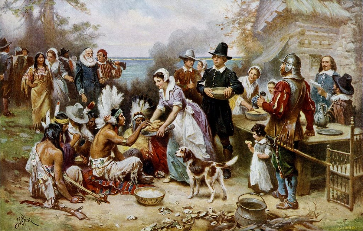 9 Myths About Thanksgiving & The Real Facts Behind Them