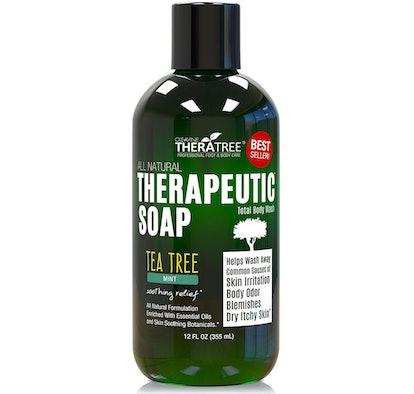 Oleavine Therapeutic Tea Tree Oil Soap With Neem Oil