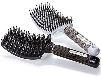 Ineffable Care Boar Bristle Hair Brush Set