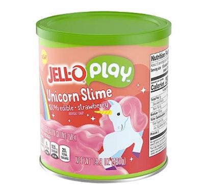 JELLO-Play Slime, Unicorn, 14.8 Ounce