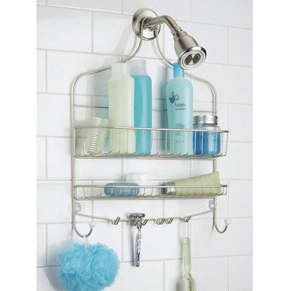 mDesign Bathroom Shower Caddy
