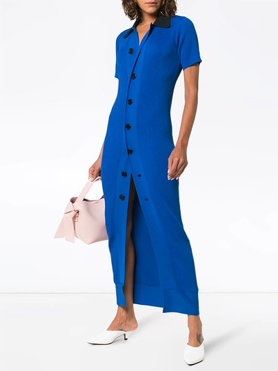 Laurin Buttoned Down Dress
