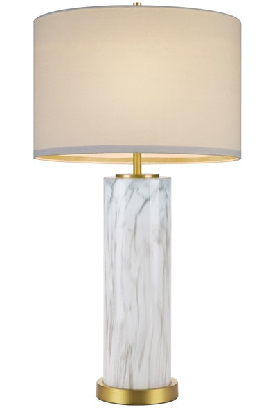 Cupcakes and Cashmere Marble Tablelamp