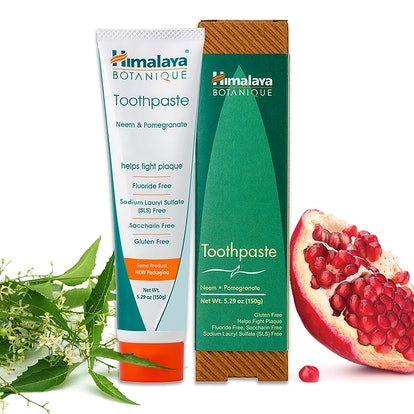 Himalaya Herbal Healthcare Neem And Pomegranate Toothpaste