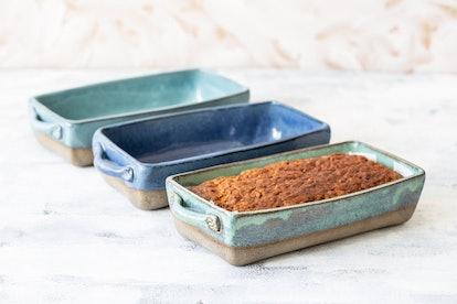 Handmade English Cake Dish