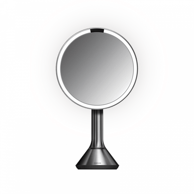 """8"""" Sensor Mirror Round with Touch Control Brightness"""