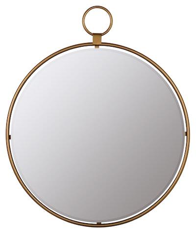 Elinor Mirror, Gold
