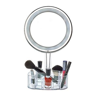 daisi Magnifying Lighted Makeup Mirror