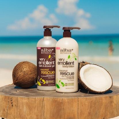 Alba Coconut Body Lotion