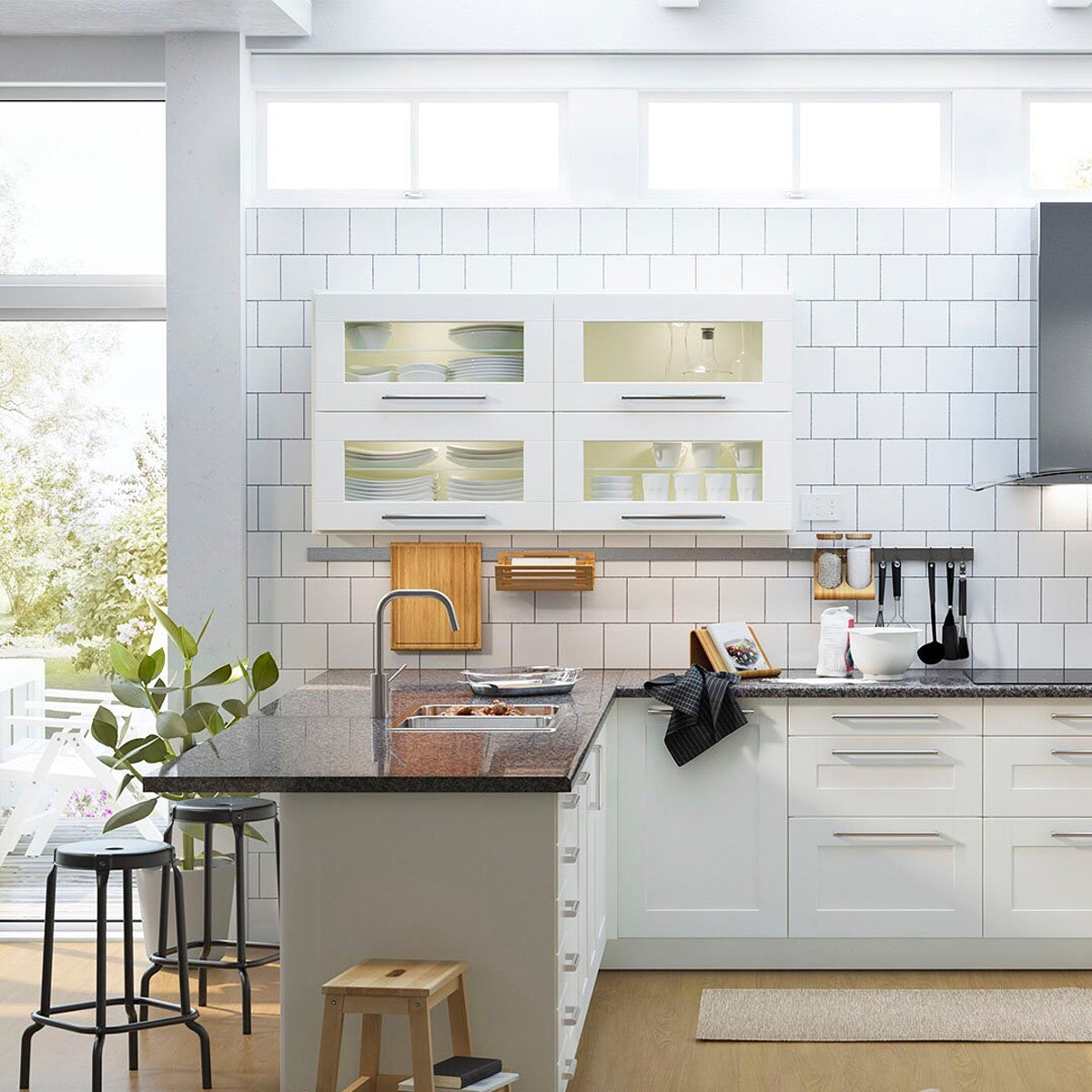 6 Easy IKEA Kitchen Hacks That Will Make Your Life So Much Easier