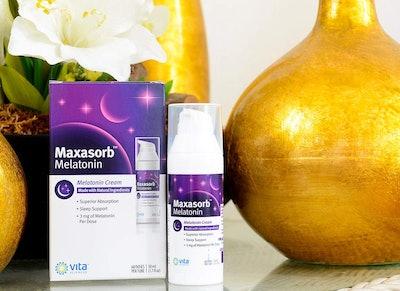 Vita Sciences Maxasorb Melatonin Cream