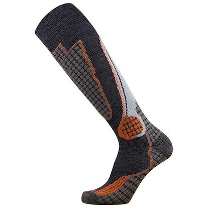Pure Athlete High Performance Wool Ski Socks