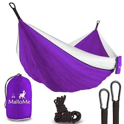 MalloMe Double Portable Camping Hammock