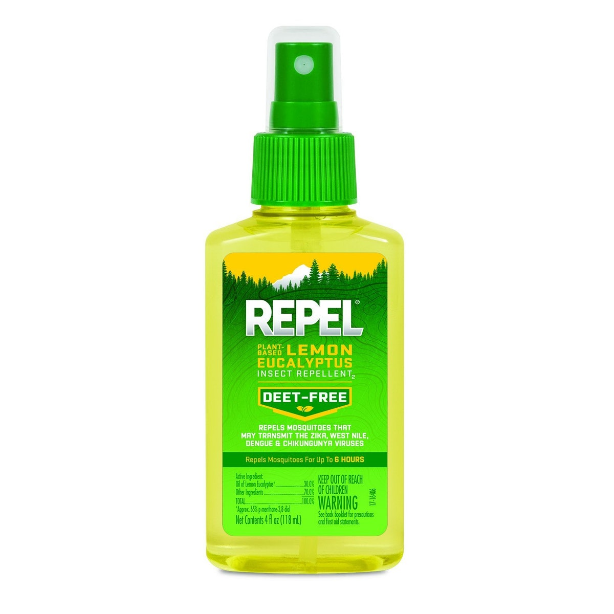 Repel Natural Insect Repellent