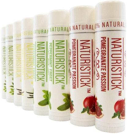 Naturistick Beeswax Lip Balm Set