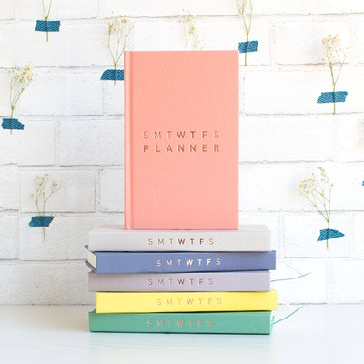 2019 WTF Planner