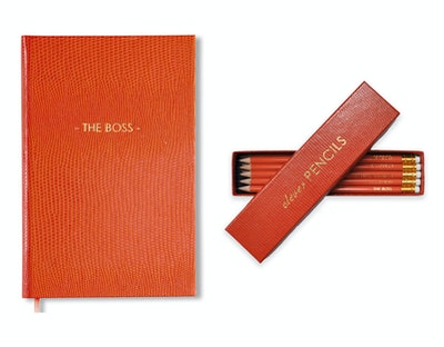 The Boss Pocket Notebook and Clever Pencils