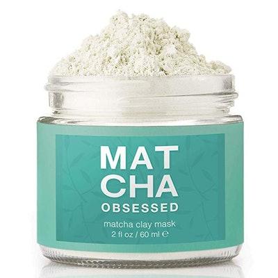 Matcha Obsessed Green Tea Clay Mask